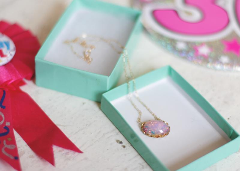 Opal Necklaces, Bumpkin Betty