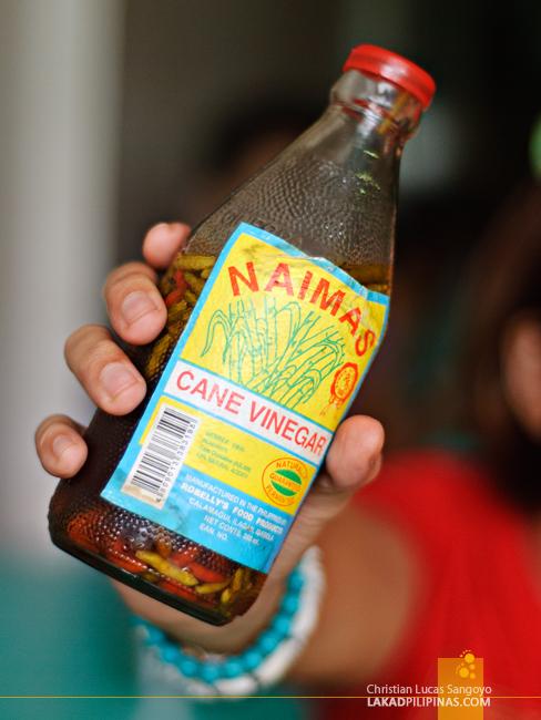 Naimas Cane Vinegar Eddie's Panciteria
