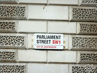 PARLIAMENT STREET...