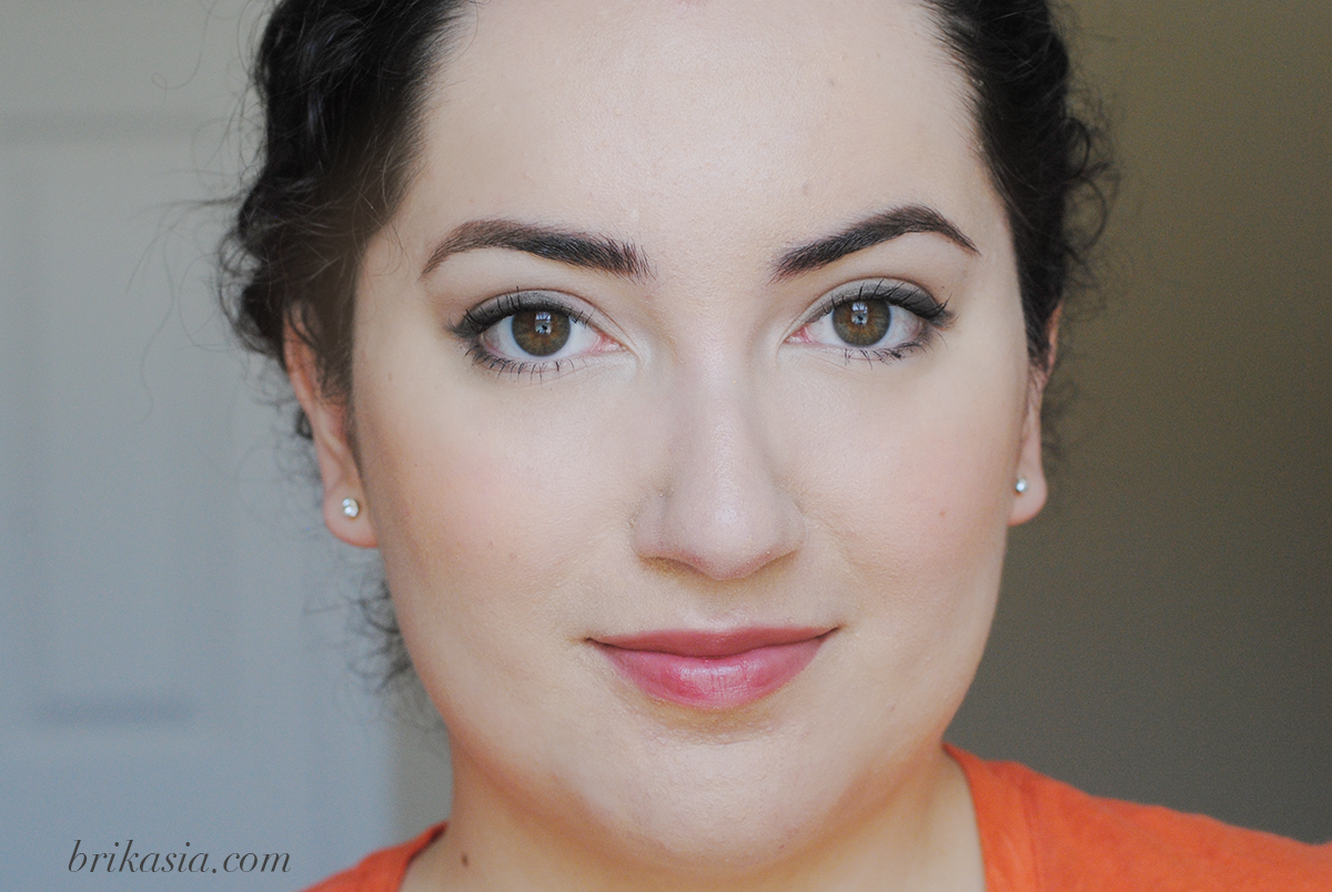 Kjaer Weis Lip Tint in Sensuous Plum, non toxic makeup review, swatch, non toxic lipstick