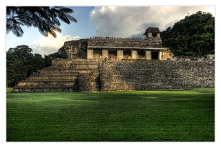 Palenque MEX - The Palace 02
