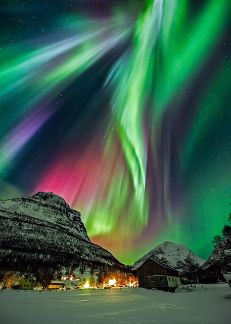 Wayne Pinkston - Aurora, Norway