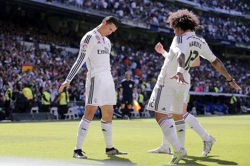 Cristiano Ronaldo anota cinco goles en un juego por primera vez