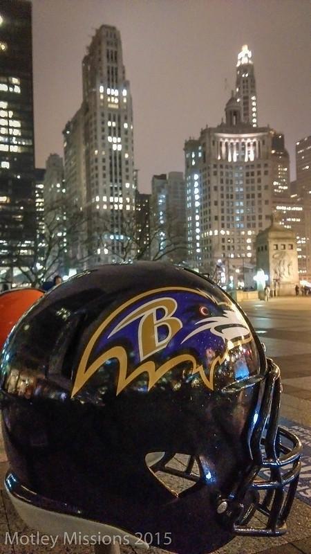 ravens helmet_