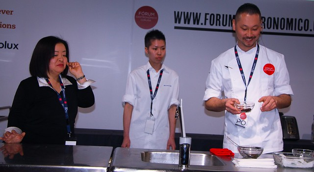 Shinya Fukumoto | Fórum Gastronómico Coruña 2015