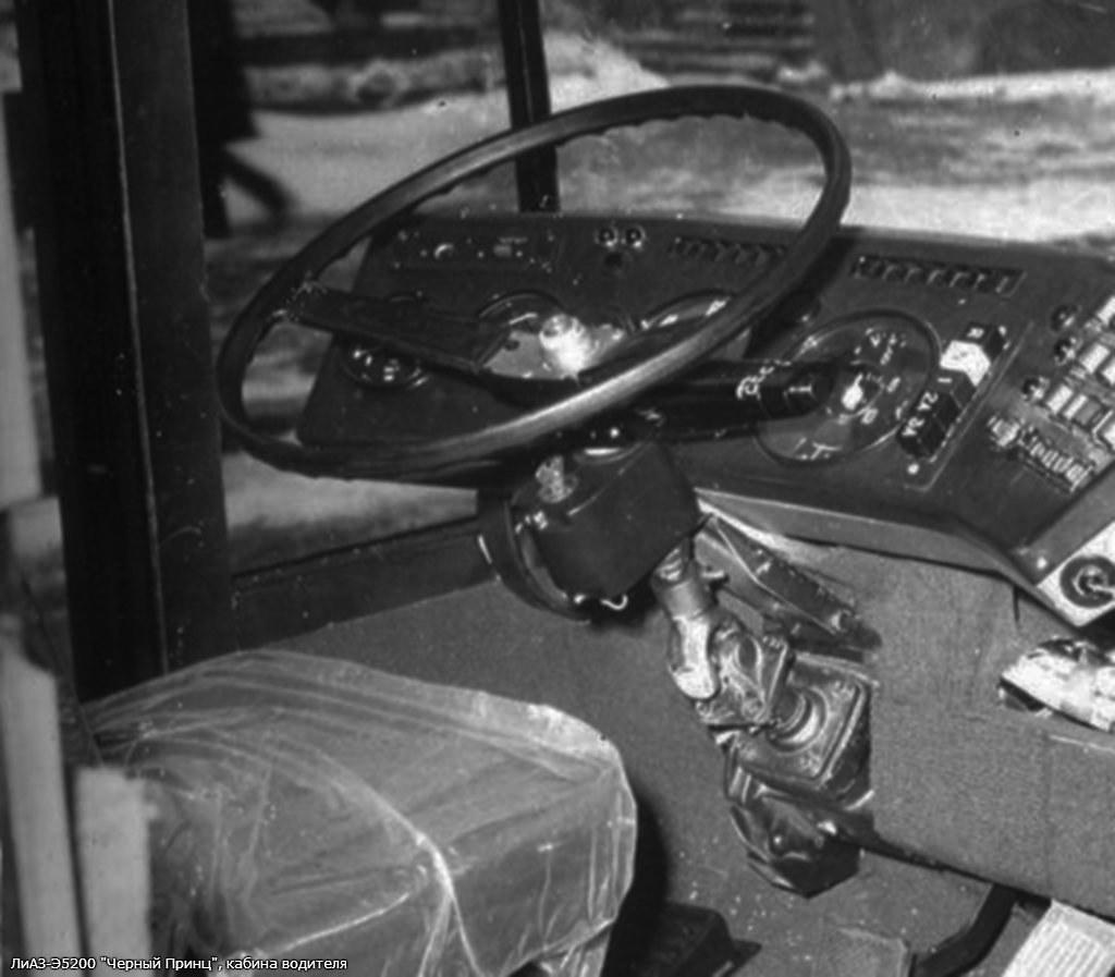 кабина ЛиАЗ-5200