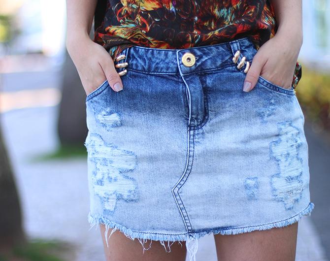 09-look do dia saia jeans e bota western petite jolie