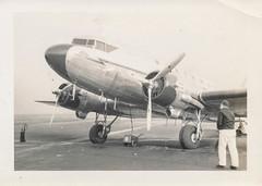 aviation, airplane, propeller driven aircraft, vehicle, propeller, douglas c-47 skytrain, douglas dc-3, aircraft engine,