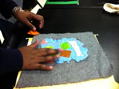 Papermaking @ MFTA