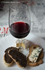 Cheese Wine and Tapenade