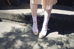 human leg, footwear, white, shoe, high-heeled footwear, limb, leg, fashion, black,