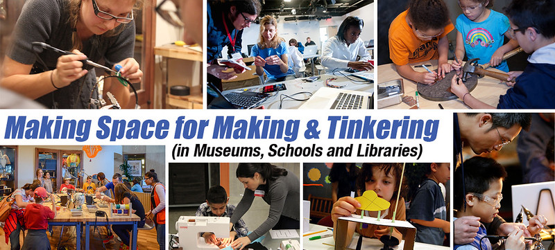 making your own maker space