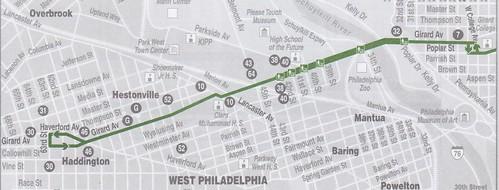 Trolley 15 Map West 2015