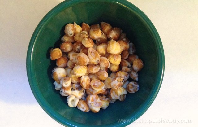 Trader Joe's Partially Popped Popcorn with Butter & Sea Salt Bowl of Habit Forming Goodness