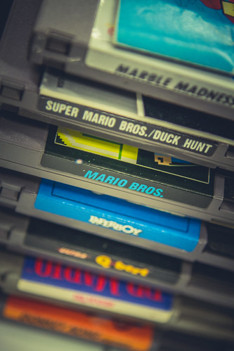 nes cartridge photo