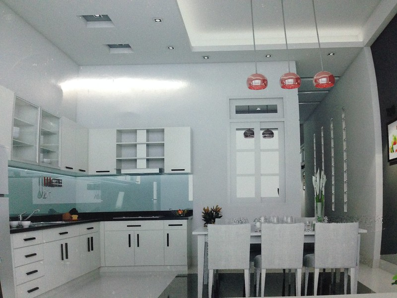 Bán nhà phố trung tâm Biên Hòa - 3