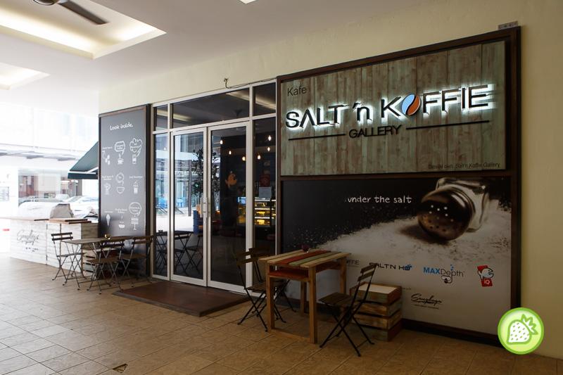 SALT & koffie