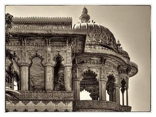 Udaipur IND - Jag Mandir Palace Gul Mahal