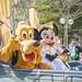 Pluto and Minnie
