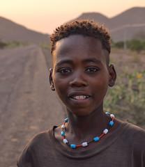 Hamar Boy, Omo Valley, Ethiopia