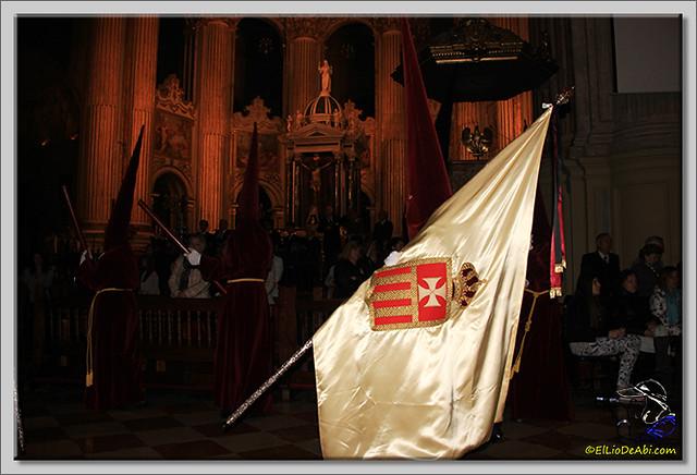 Semana Santa en Málaga. Cofradia de Viñeros (10)