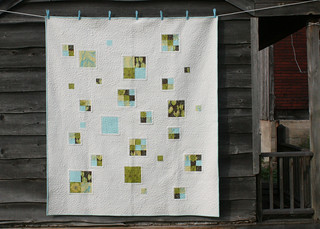 Random Windows Quilt