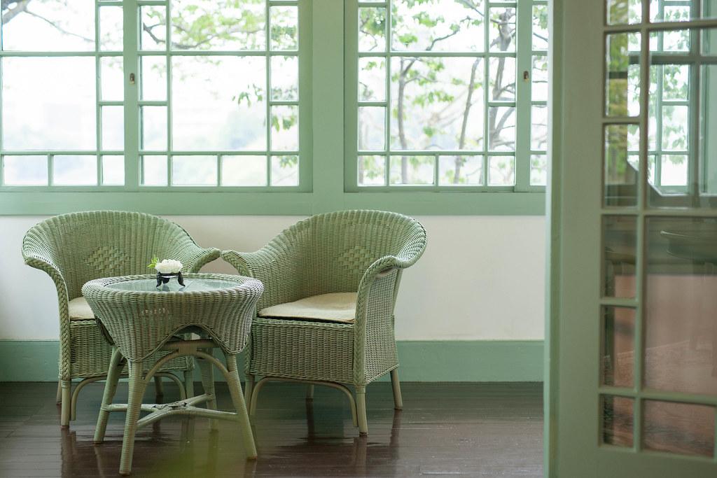 椅子と窓②