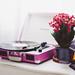 8/52 - Crosley Vinyl Player by AndreaDrops