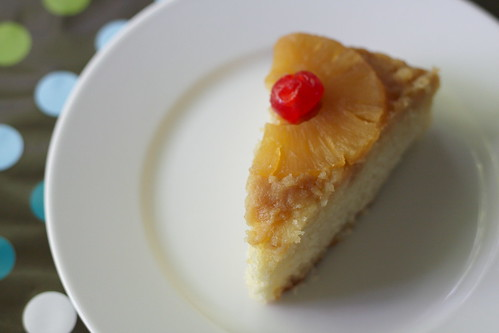 Pineapple Upside Down Cake 07