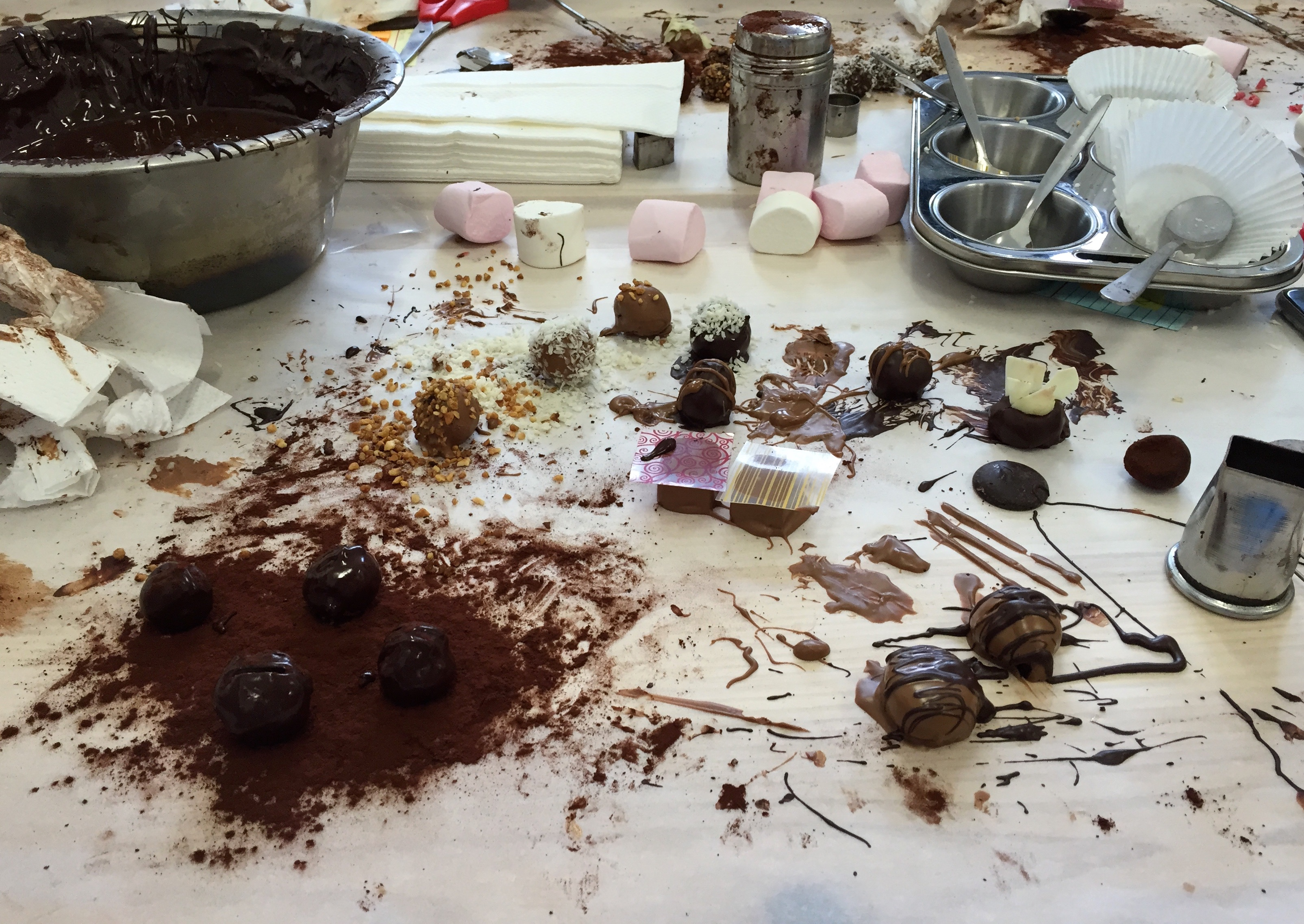 My Chocolate workshop 9