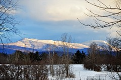 Mt. Greylock in the distance, Adams