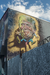 Humpty Trumpty | The Bushwick Collective