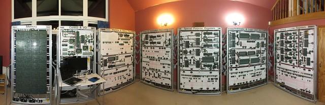 Megaprocessor Panorama