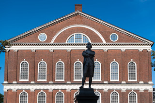 Image of Faneuil Hall.