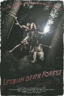 Lesbian Death Forest!
