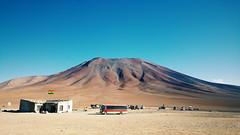 Aduana Boliviana & Juriques Volcano