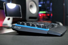 Keyboards-eye view