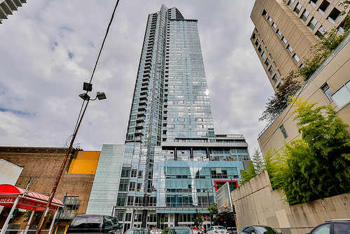 Storyboard of Unit 3504 - 833 Seymour Street, Vancouver