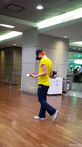 Big Bang - Incheon Airport - 07aug2015 - dolceyan - 01