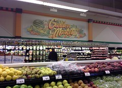 Kirby and Quince Garden Market, Jan. 17, 2015...