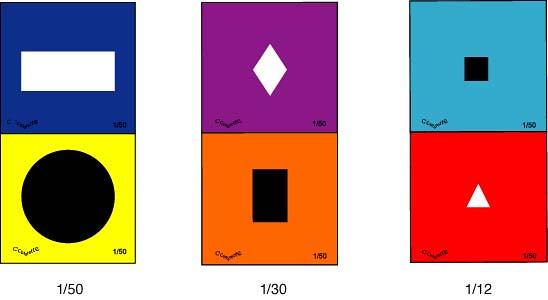 domino formes géometriques