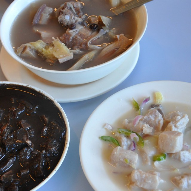 KBL, Dinuguan at Kilawin