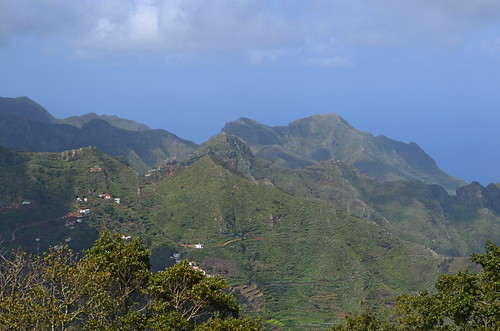 The Anaga Mountains