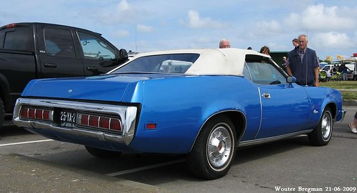 Mercury Cougar XR-7 convertible 1973