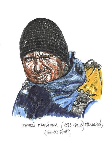 Samuli Mansikka (1978-2015)