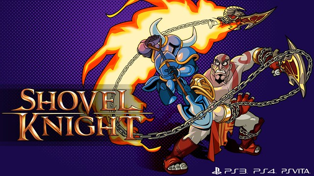Shovel Knight - Kratos