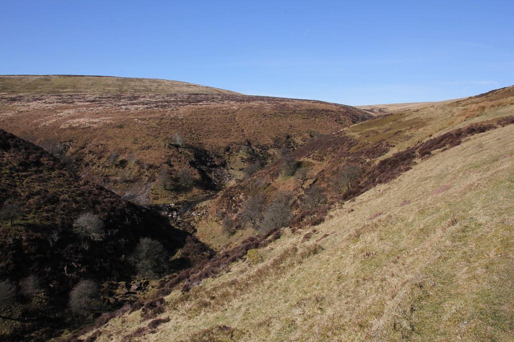 Chwarel y Fan, nant uchaf, nant bwch, capel y ffin, vale of ewyas, darren lywd, bal mawr, black mountains