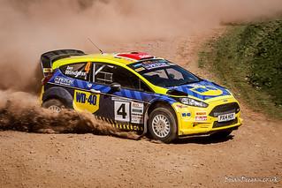 Ford Fiesta R5+
