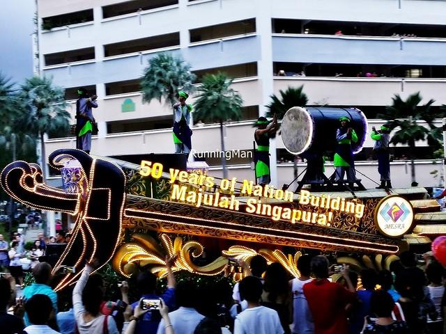 Chingay @ Heartlands 2015 - Malay Float