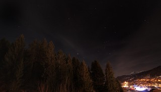Orion over les gets